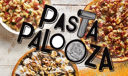 Stevi B's Kicks off the New Year with Debut of Pasta Palooza Limited-Time Menu