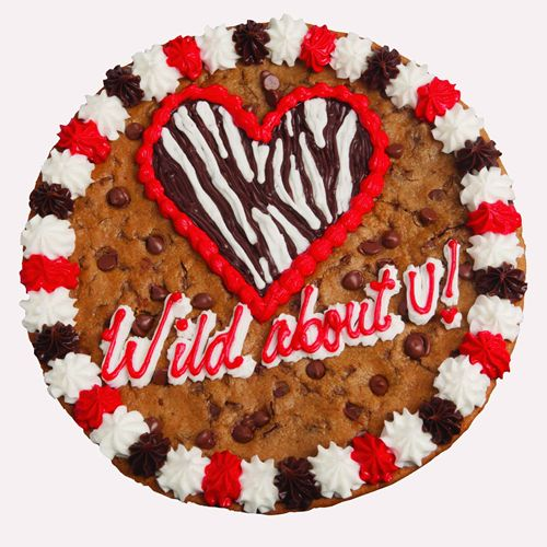Sweeten Up Your Valentine with Cookie Cakes, Strawberries and Salted Caramel Delights