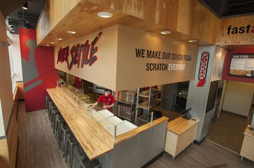 Toppers Pizza Unveils New Store Prototype Design to Enhance Brand Transparency