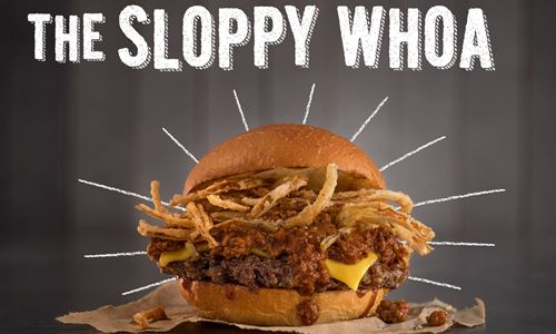 Comfort Food Ahead: MOOYAH Burgers, Fries & Shakes Launches The Sloppy Whoa