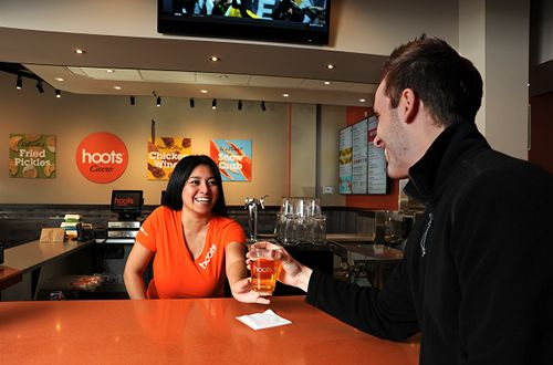 Give Three Hoots and a Cheer for Hooters New Fast Casual Concept: Hoots