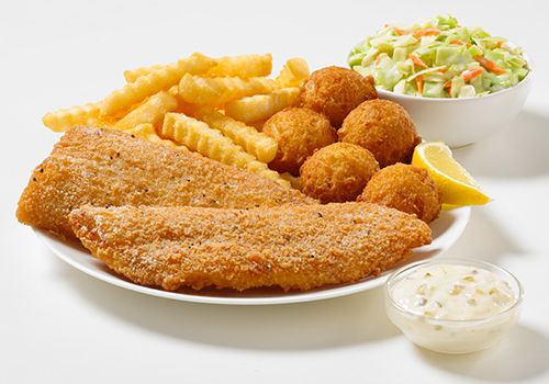 Lemon-Seasoned Crispy Fish and Butterfly Shrimp Headline Church's Chicken Seasonal Menu