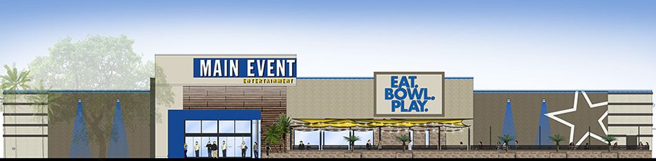Main Event Entertainment Brings Its Unique 'Eat. Bowl. Play.' Experience to Jacksonville