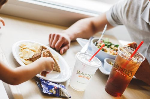 McAlister's Deli Encourages Family Date Nights on Valentine's Day
