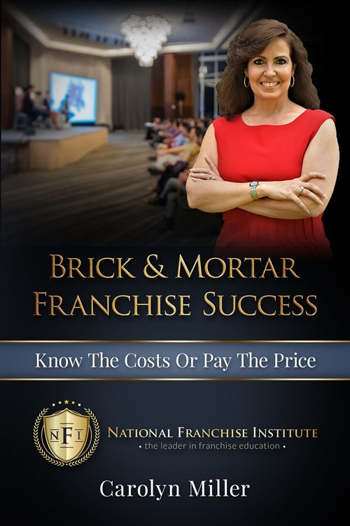 "New Book ""Brick & Mortar Franchise Success: Know The Costs or Pay The Price"" Tops Two Amazon Best-Seller Lists"