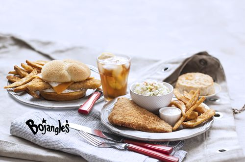 Reel in the Bojangles' BojAngler Fish Sandwich or Dinner Platter for a Limited Time