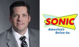 Sonic Chief Marketing Officer Departs