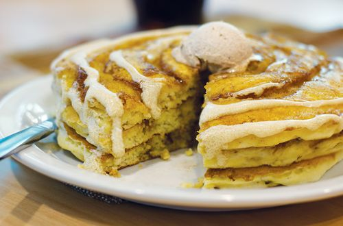 Sunny Street Café Celebrates National Pancake Week