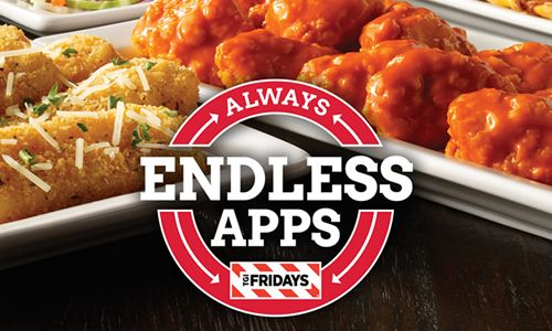 TGI Fridays Endless Apps Are Now Truly Endless