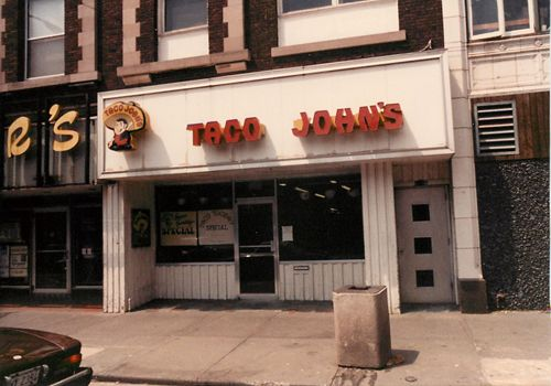 Taco John's Brings Taste of Mexico Back To Champaign