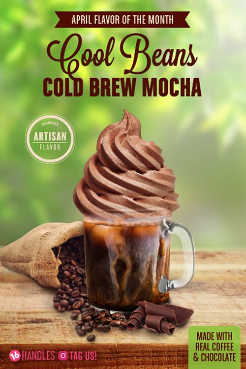 16 Handles Launches Cold Brew Mocha Flavor