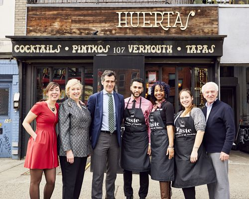 Careers Through Culinary Arts Program (C-CAP) Alumni Named as Ambassadors for the Region of Madrid's Gastronomy in the U.S.