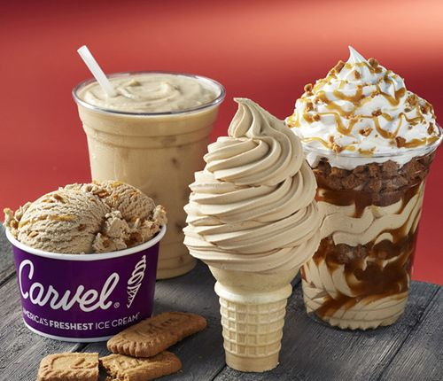 Carvel…America's Freshest Ice Cream Meets Europe's Favorite Cookie