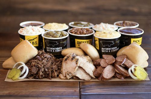 Dickey's Barbecue Pit Offers Double the Madness in March