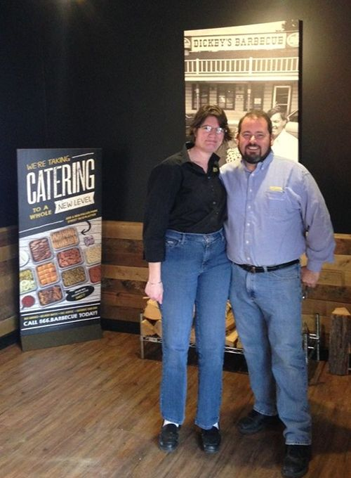 Dickey's Barbecue Pit Opens March 2 in Easton