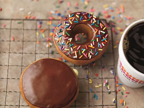 Dunkin' Donuts and Baskin-Robbins Plan to Remove Artificial Colorings from U.S. Menus by End of 2018