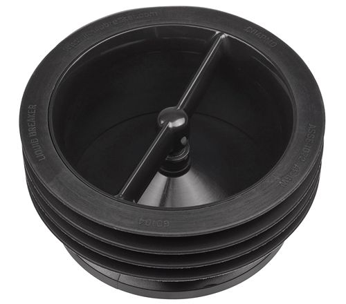 New FLY-BYE Floor Drain Trap Seal Makes Drains Virtually Maintenance Free