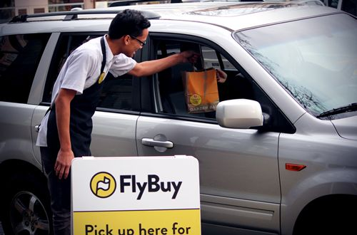 Fly Technologies Launches With Over 50 Restaurants For Curbside Togo
