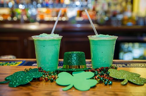 Hickory Tavern Has the Perfect Remedies for March Insanity and St. Patrick's Day: Free Chips & Queso for Those Who Plan to Play Hooky and a Green Gorilla