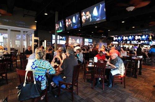 Hickory Tavern to Host Carolina's Largest Watch Party with North Carolina and South Carolina Making up Two of the Final Four Teams