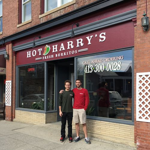 Isa and Bishir Ali Continue Family Tradition - Open New Hot Harry's Fresh Burritos in Dalton
