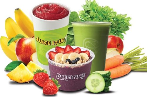 Juice It Up! Opens Newest Southern California Location
