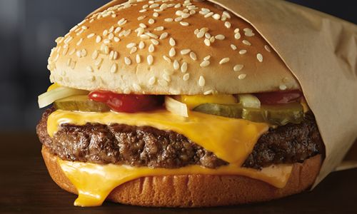 McDonald's USA Unveils Next Big Change: Fresh Beef Quarter Pounders
