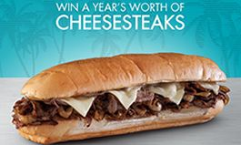 Miami Subs and Miami Grill Celebrate National Cheesesteak Day With a Special Offer and Sweepstakes