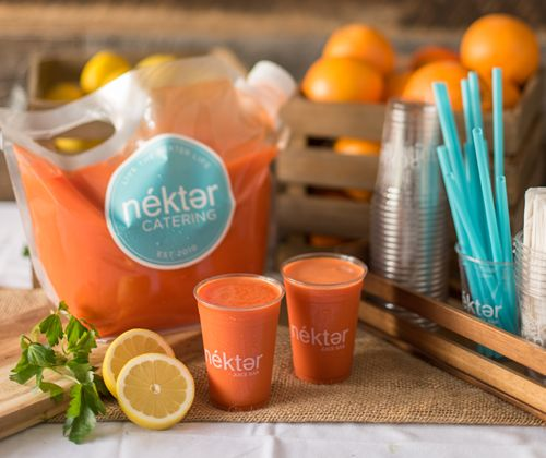 Nékter Juice Bar Launches Category-First, Pop-Up Catering Concept Featuring Freshly Made Juices and Build-Your-Own Acai Bowls