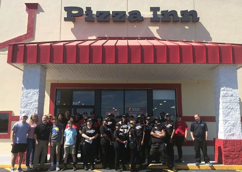 Pizza Inn Returns to Waycross