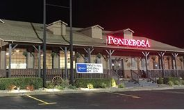 """Ponderosa Steakhouses in Missouri and Illinois to Hold """"Buy One, Give $1"""" Fundraiser for Local Tornado Victims on Sunday, March 12"""