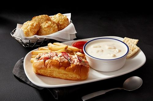 Red Lobster Launches Lobster Lover's Lunch During Lobsterfest