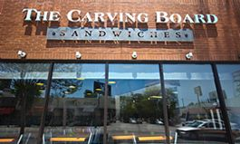 The Carving Board Sandwiches Serves Up National Franchise Opportunities