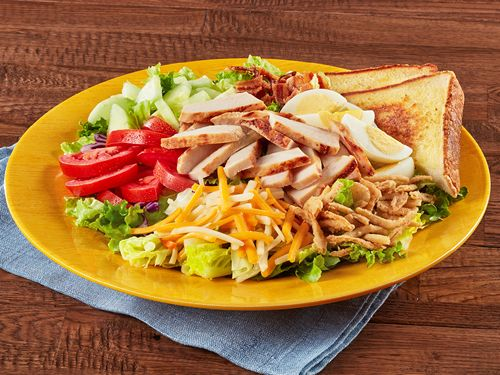 Zaxby's Promotes Grilled Cobb Zalad This Spring
