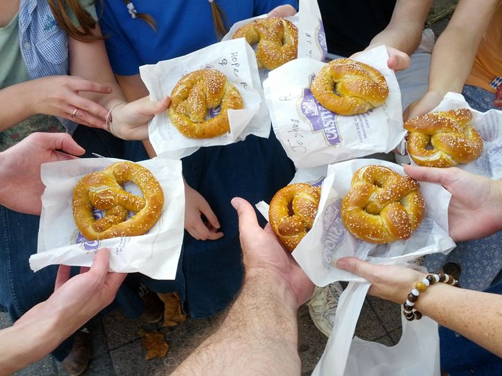 A Twist on an Old Favorite: National Pretzel Day Wednesday, April 26 at Bavarian Inn Restaurant