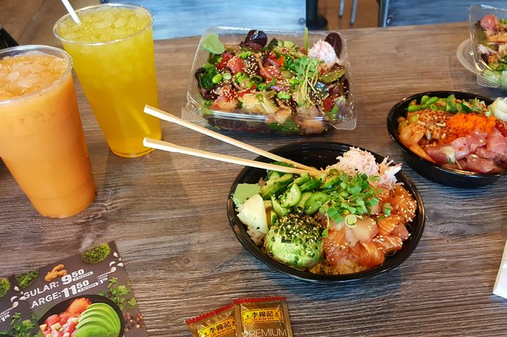 Ahipoki Brings First Poke Restaurant to Downtown Phoenix at 7th Avenue and McDowell