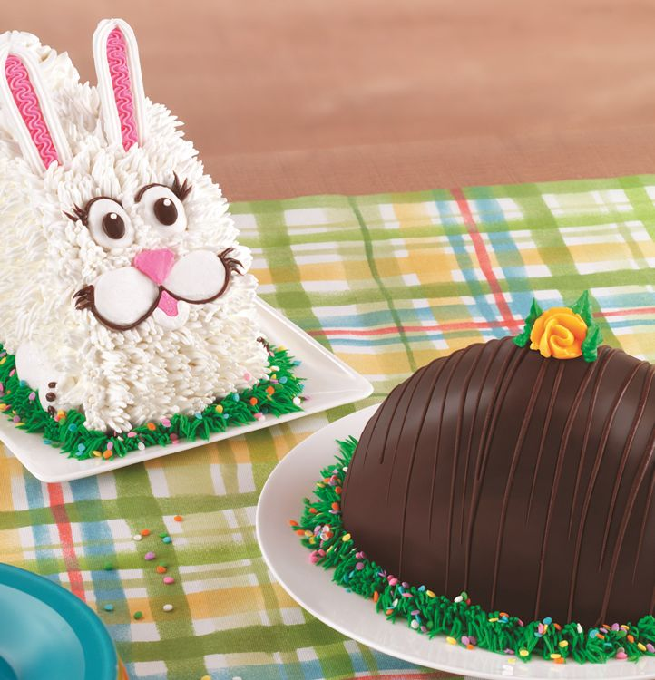 Baskin-Robbins Hops into April with New Ganache Egg Cake and Caramel Macchiato Flavor of the Month