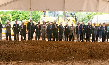 Ben E. Keith Company Breaks Ground for New Distribution Center