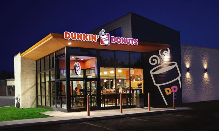 Dunkin' Donuts Announces Plans For Six New Restaurants, Including One Multi-Brand Location With Baskin-Robbins, In Evansville, Indiana With Franchisees Taru, Sanjay And Kamlesh Patel