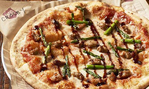 MOD Pizza Debuts Spring Seasonal Pizza – The Crosby