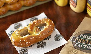 featuress free pretzels national pretzel
