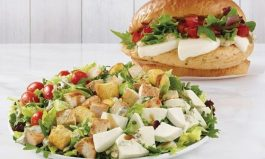 Spring Just Got Fresher with Wendy's Fresh Mozzarella Chicken Salad and Sandwich Duo
