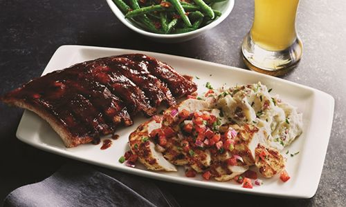 Applebee's Introduces Sizzling Big and Bold Grill Combos Starting at Only $12.99