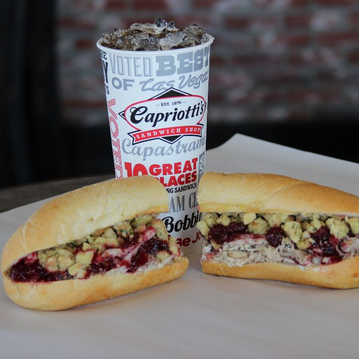 Capriotti's Sandwich Shop Bolsters Las Vegas Presence with Three-Unit Franchise Agreement