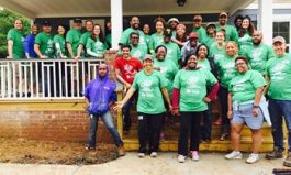 Church's Chicken Joins Atlanta Habitat for Humanity to Build Third House