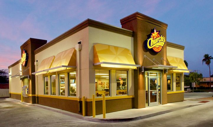 Church's Chicken Signs Largest-Ever Franchise Development Deal With Goalz Restaurant Group