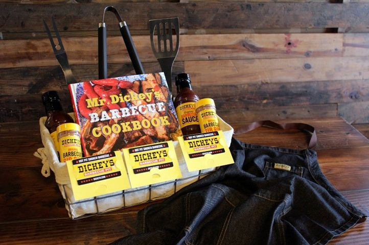 Dickey's Barbecue Pit Gets Fired Up for National Barbecue Month with Big Giveaways
