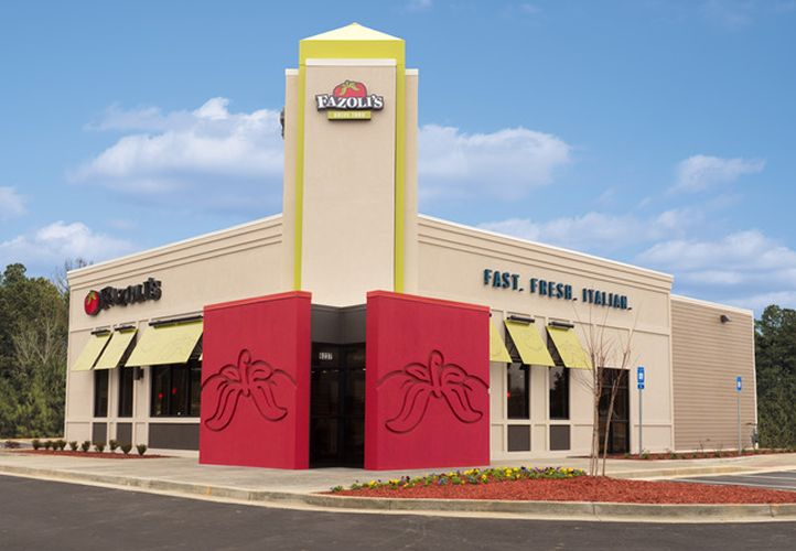 Fazoli's Sets Franchise Sales Records to End Fiscal Year 2017
