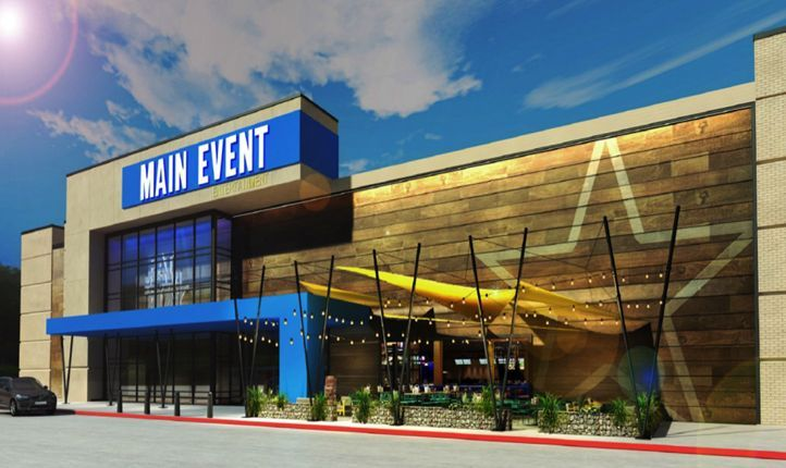 Gilbert To Welcome Newest Main Event Entertainment