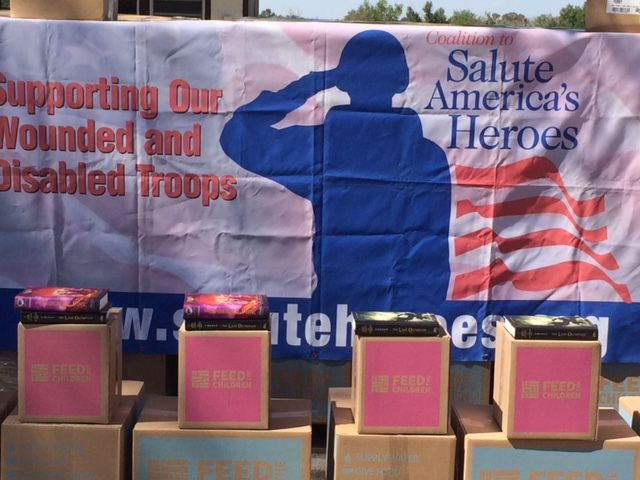 Groups Unite To Assist Military Families In Metro Atlanta